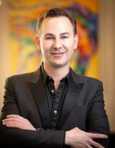 John Crisman, Owner of Chez Madeleine